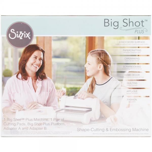 Big Shot Plus